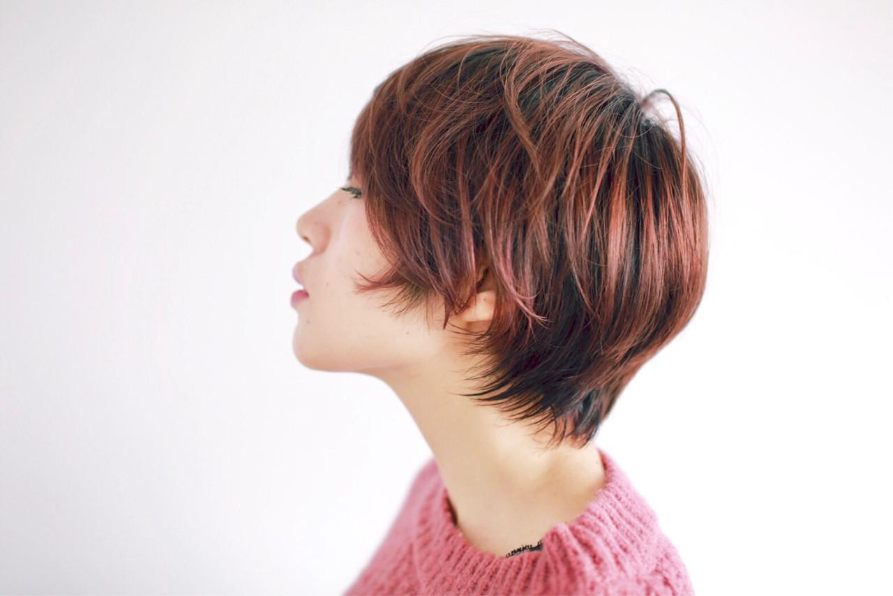 大人女子 抜け感 似合わせ 前髪あり ヘアスタイルや髪型の写真・画像