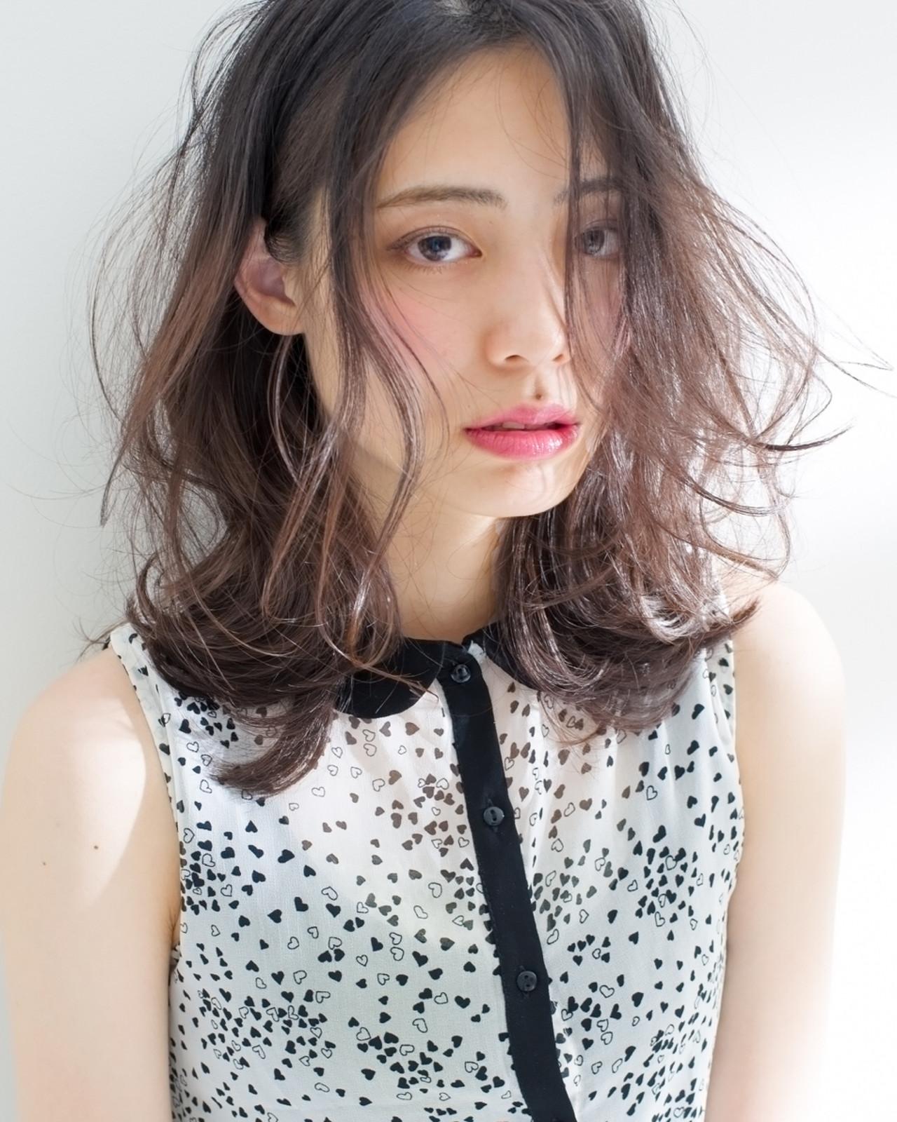 おさらい!斜めバングHow To♡前髪だけで小顔に見えちゃう方法とは 山村 雄貴