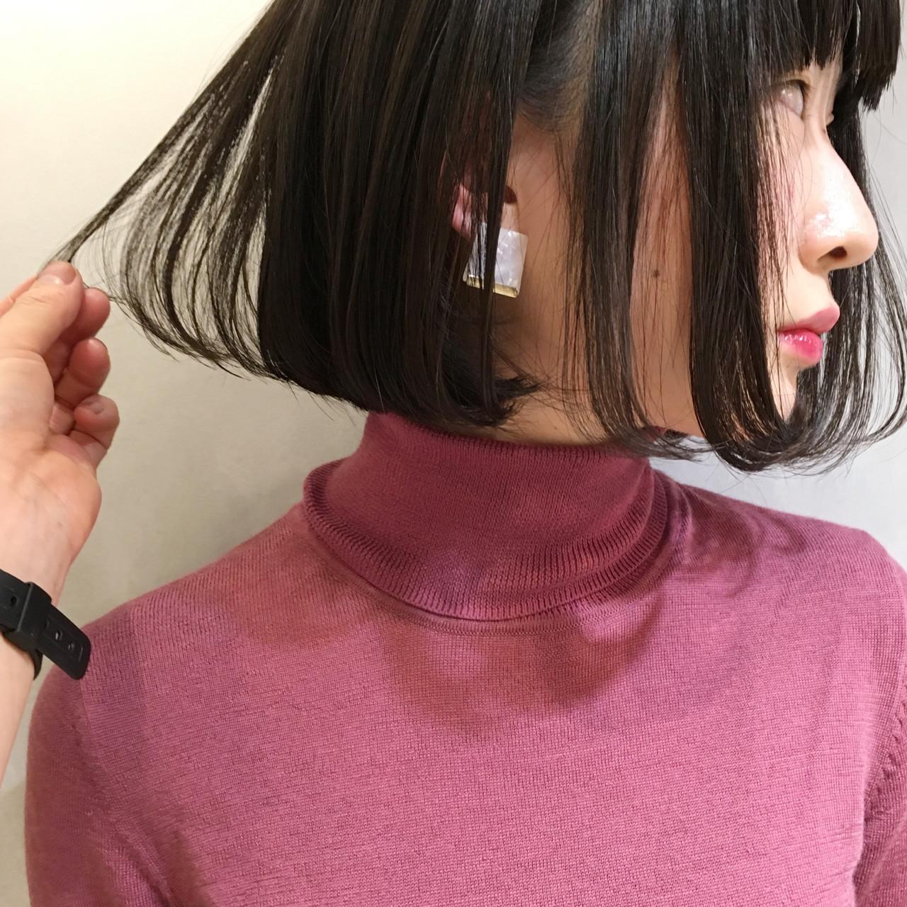 ナチュラル 大人女子 こなれ感 小顔 ヘアスタイルや髪型の写真・画像