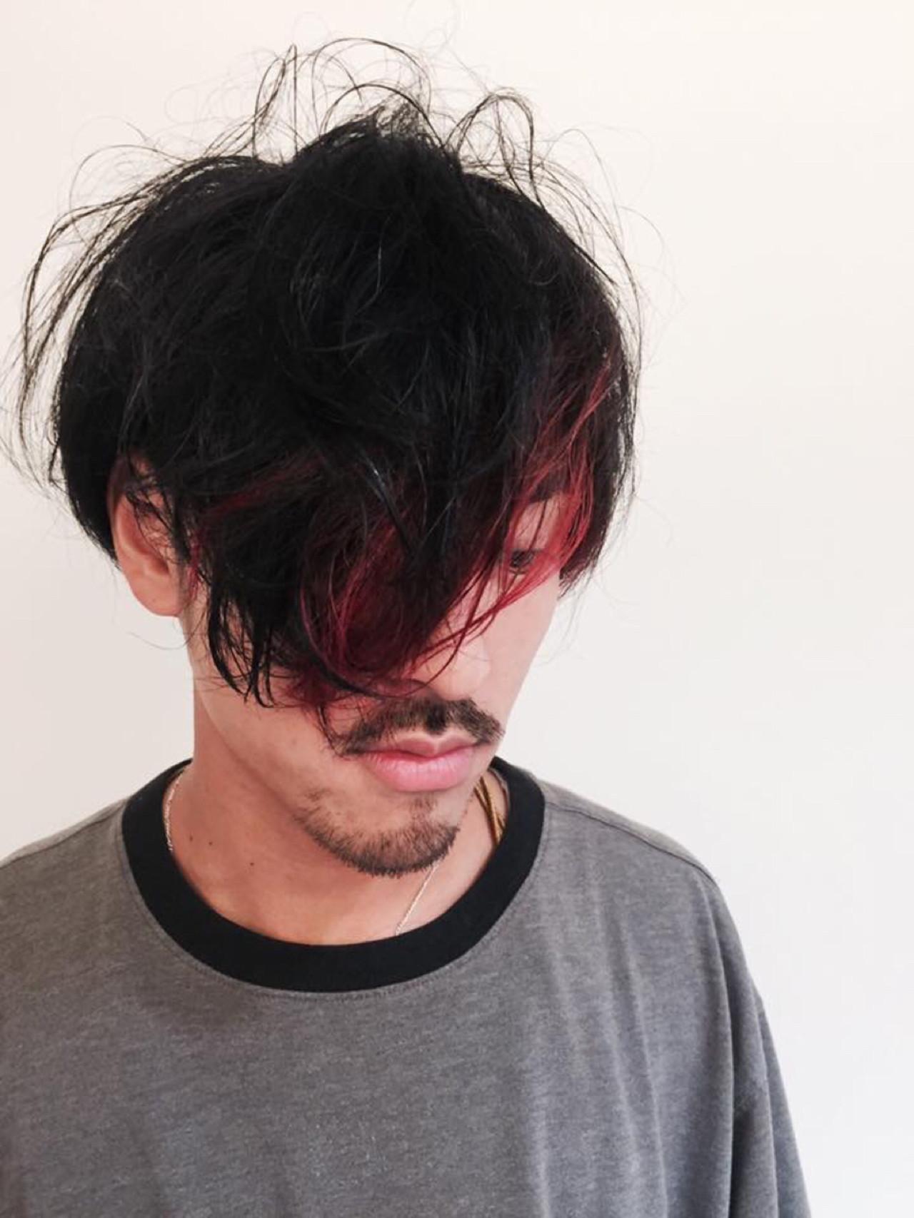 モテ髪 パーマ モード 刈り上げ ヘアスタイルや髪型の写真・画像