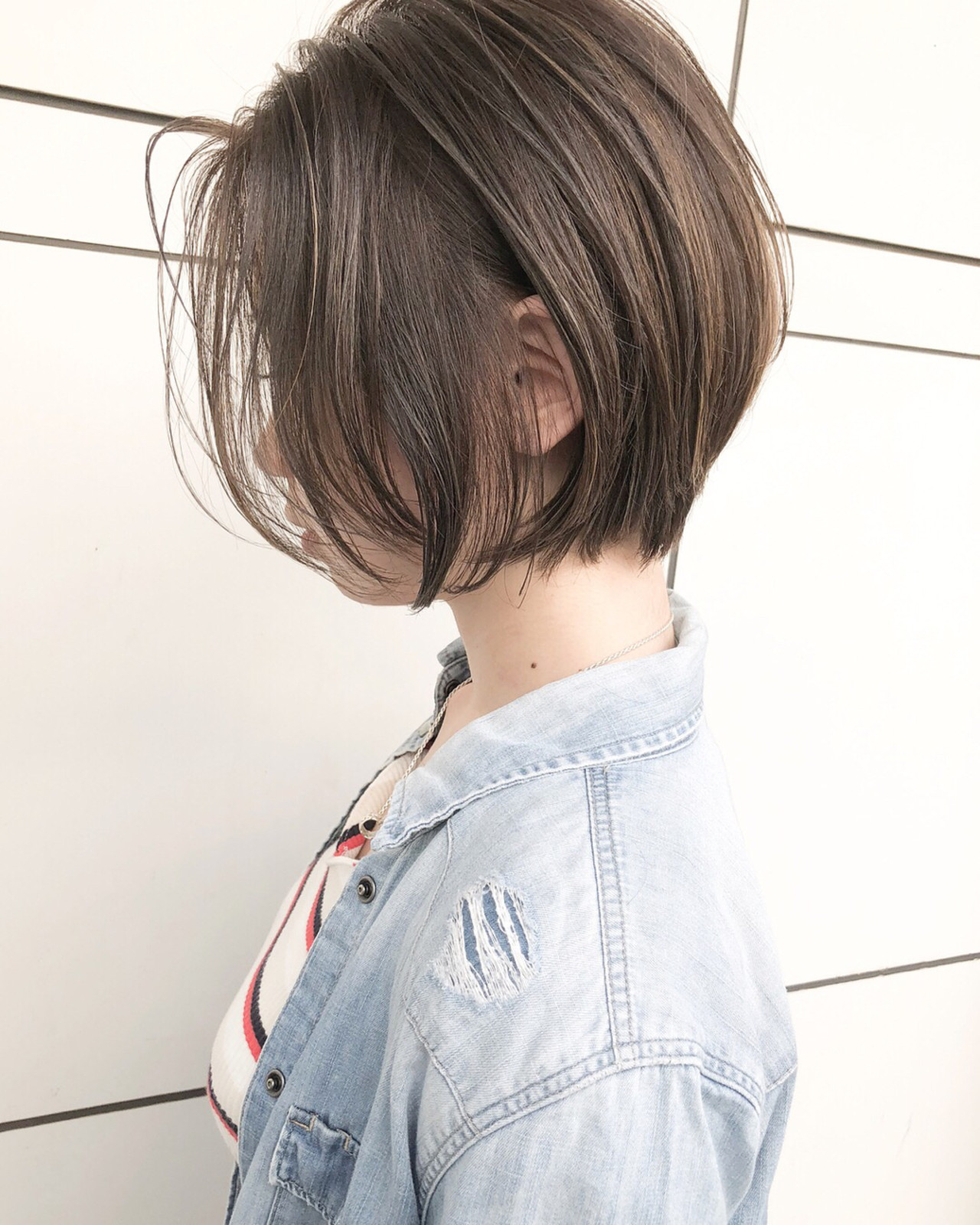 ショート 外国人風 ナチュラル ゆるふわ ヘアスタイルや髪型の写真・画像 | スガ シュンスケ / Tierra (ティエラ)