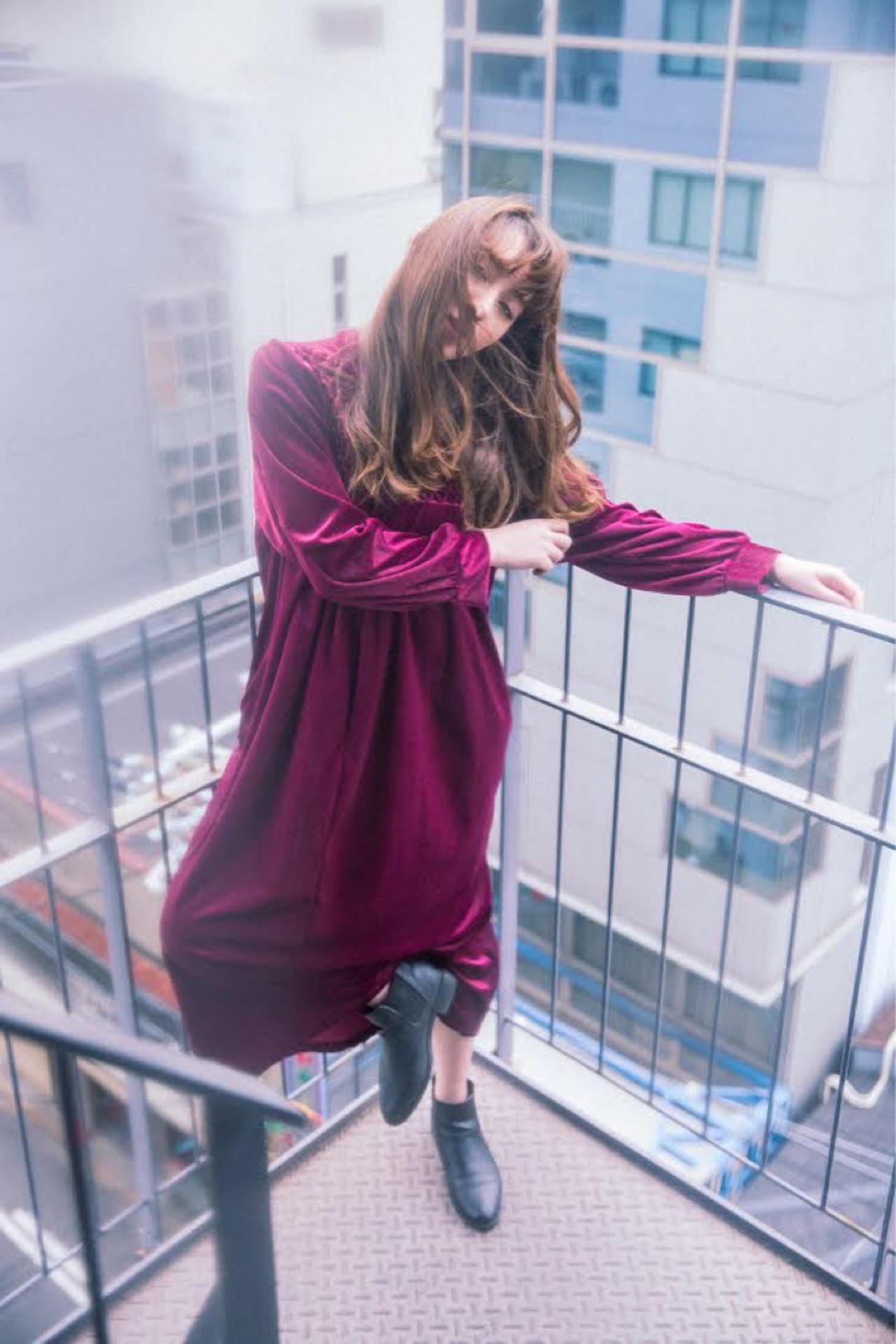 色気 抜け感 大人かわいい コンサバ ヘアスタイルや髪型の写真・画像