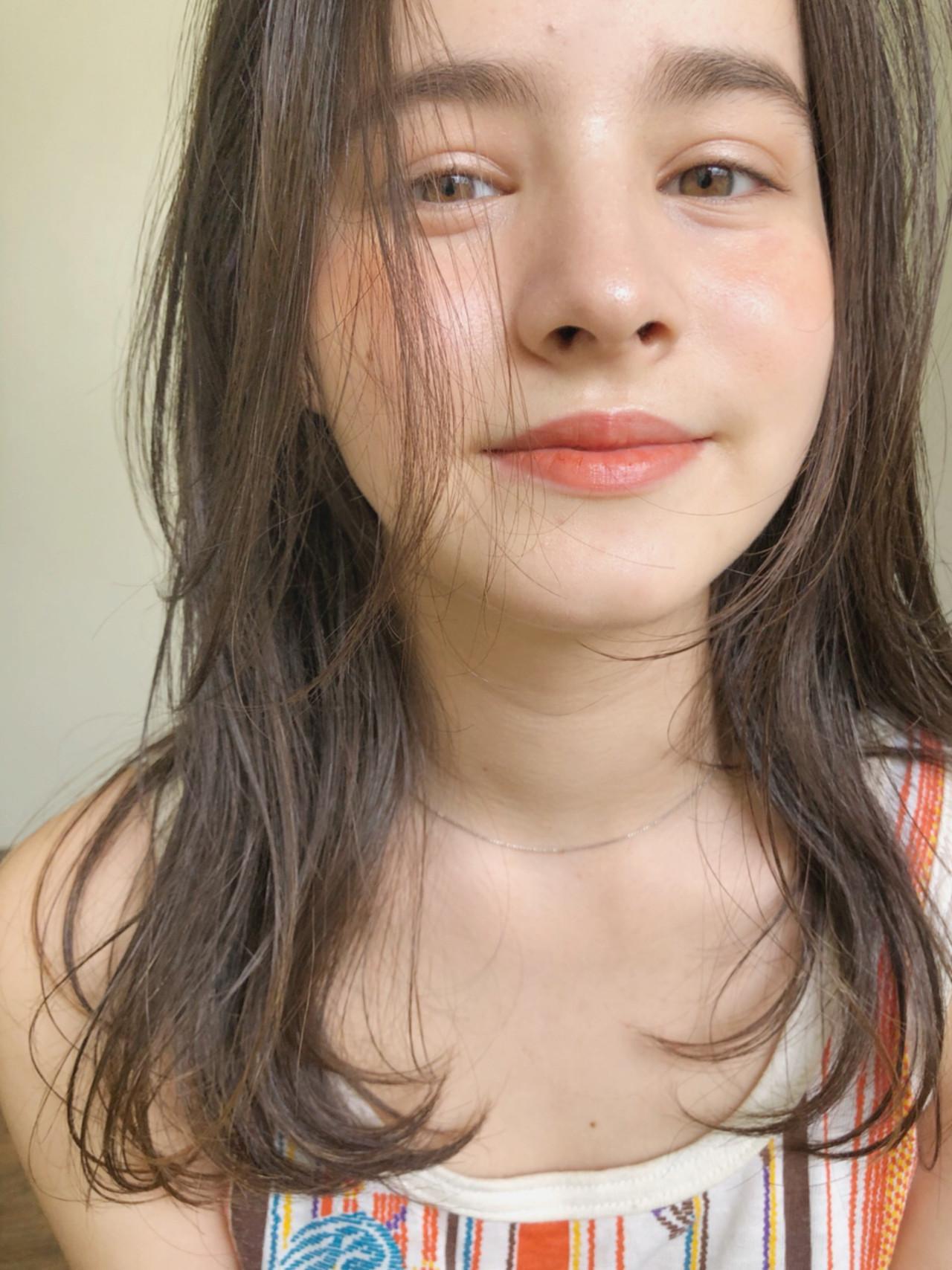 ヘアアレンジ ガーリー スポーツ アンニュイほつれヘア ヘアスタイルや髪型の写真・画像