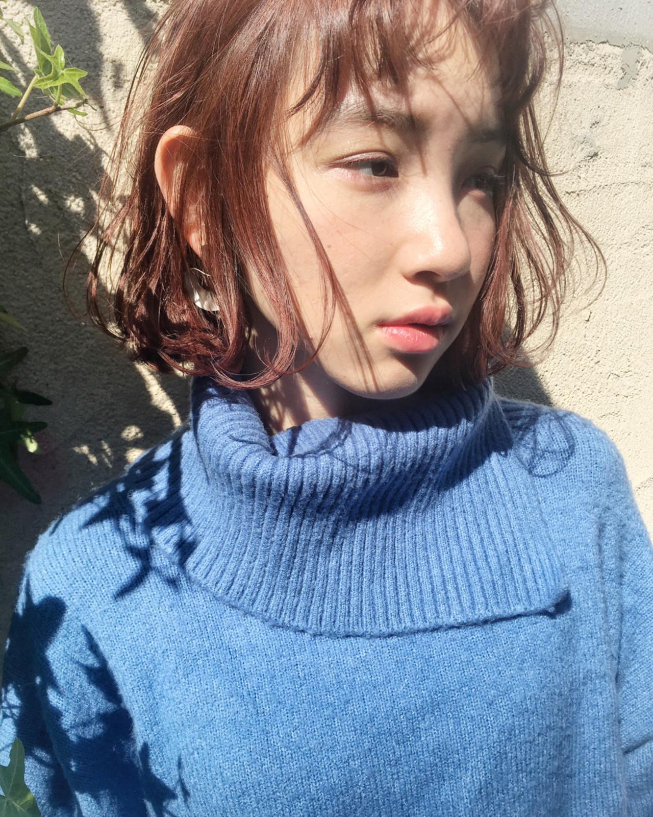 色気 外国人風 小顔 ニュアンス ヘアスタイルや髪型の写真・画像