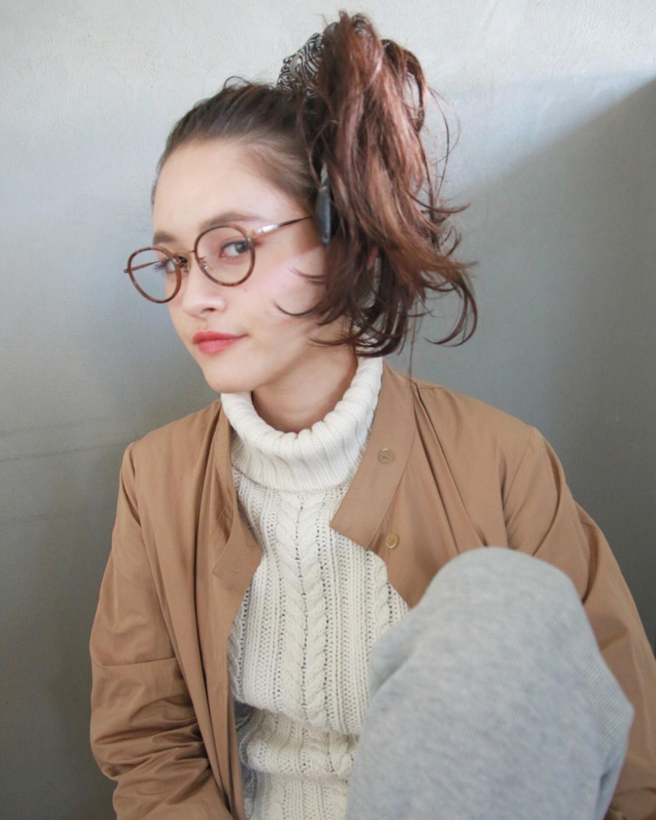 ショート 外国人風 ロング ヘアアレンジ ヘアスタイルや髪型の写真・画像 | 津崎 伸二 / nanuk / nanuk渋谷店(ナヌーク)