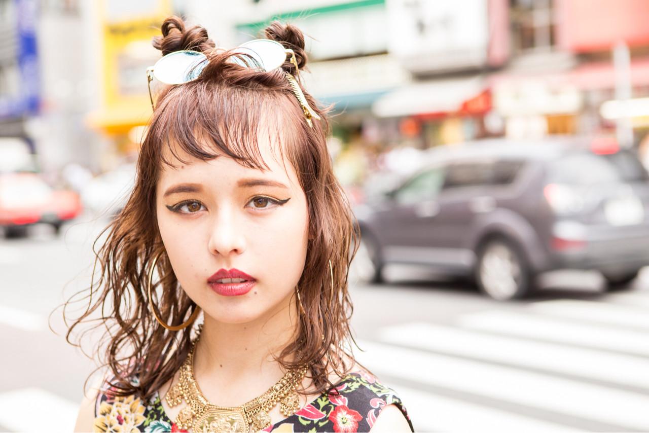 大人女子 ストリート ヘアアレンジ ピュア ヘアスタイルや髪型の写真・画像   鬼塚 雅章 / Euphoria 銀座本店