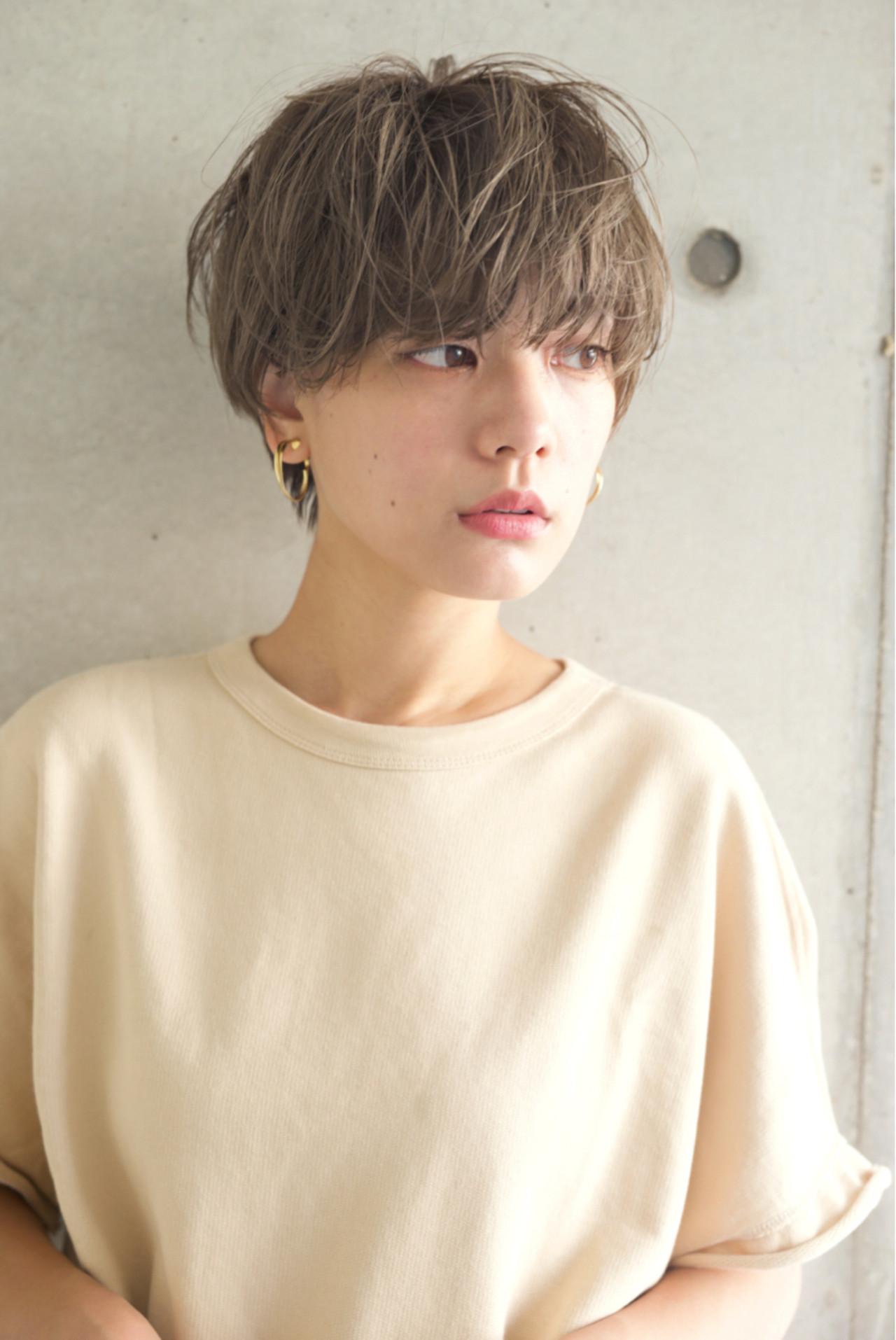 パーマ 女子力 透明感 フェミニン ヘアスタイルや髪型の写真・画像