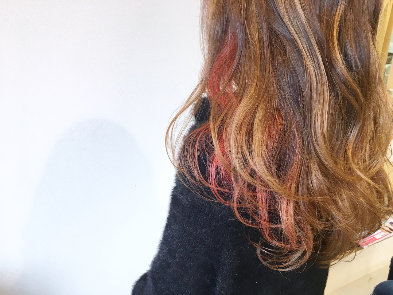 ガーリー ハイライト 夏 ゆるふわ ヘアスタイルや髪型の写真・画像 | 鳥越 ありさ / hair…nail  TLABeS