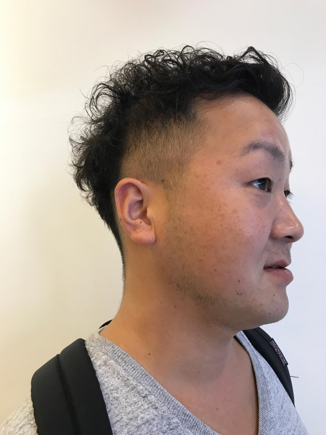 ショート ボーイッシュ 坊主 メンズ ヘアスタイルや髪型の写真・画像 | 飯島 直彬 / SEES HAIR