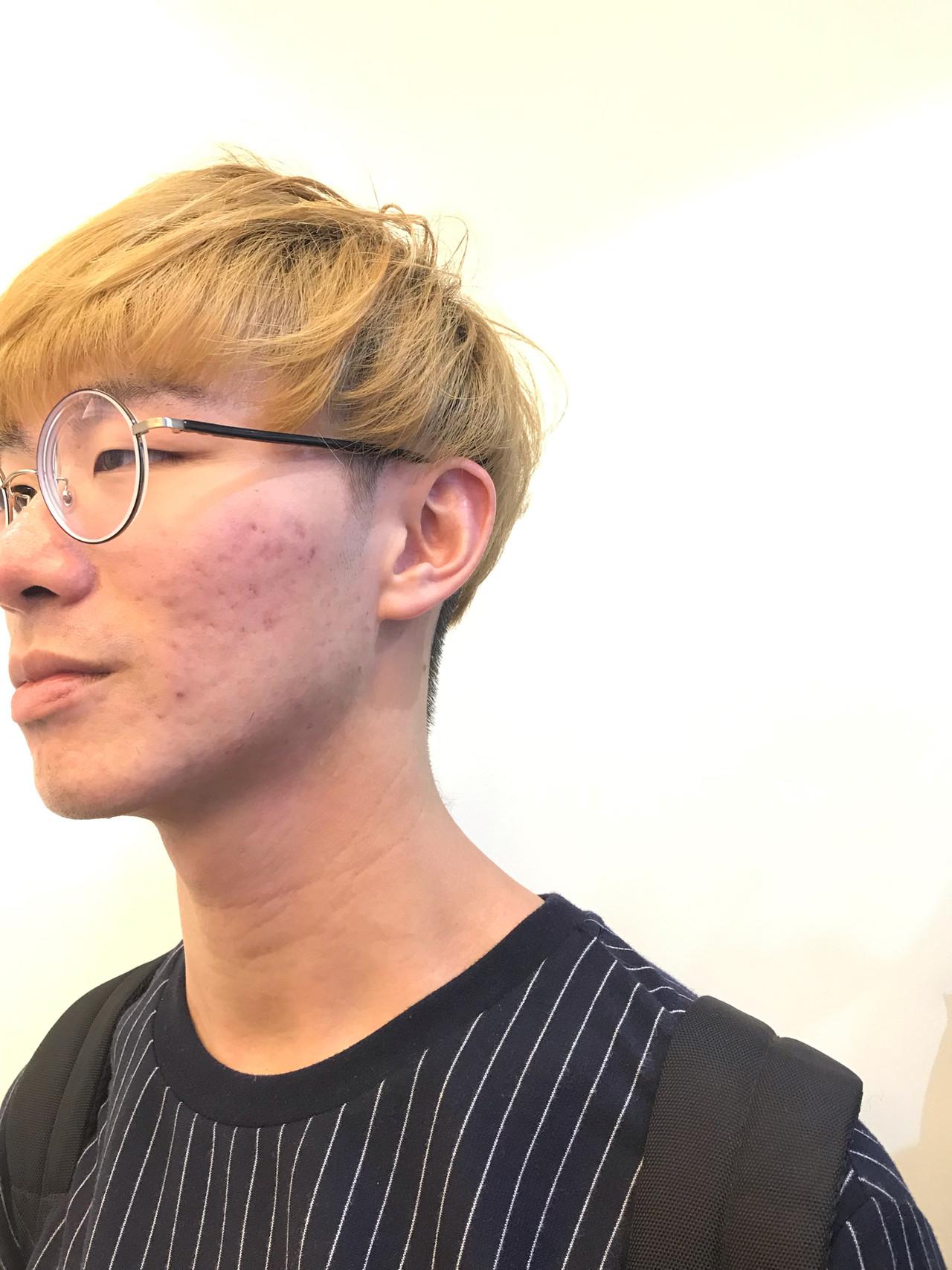 モード メンズ メンズショート メンズヘア ヘアスタイルや髪型の写真・画像 | 飯島 直彬 / SEES HAIR