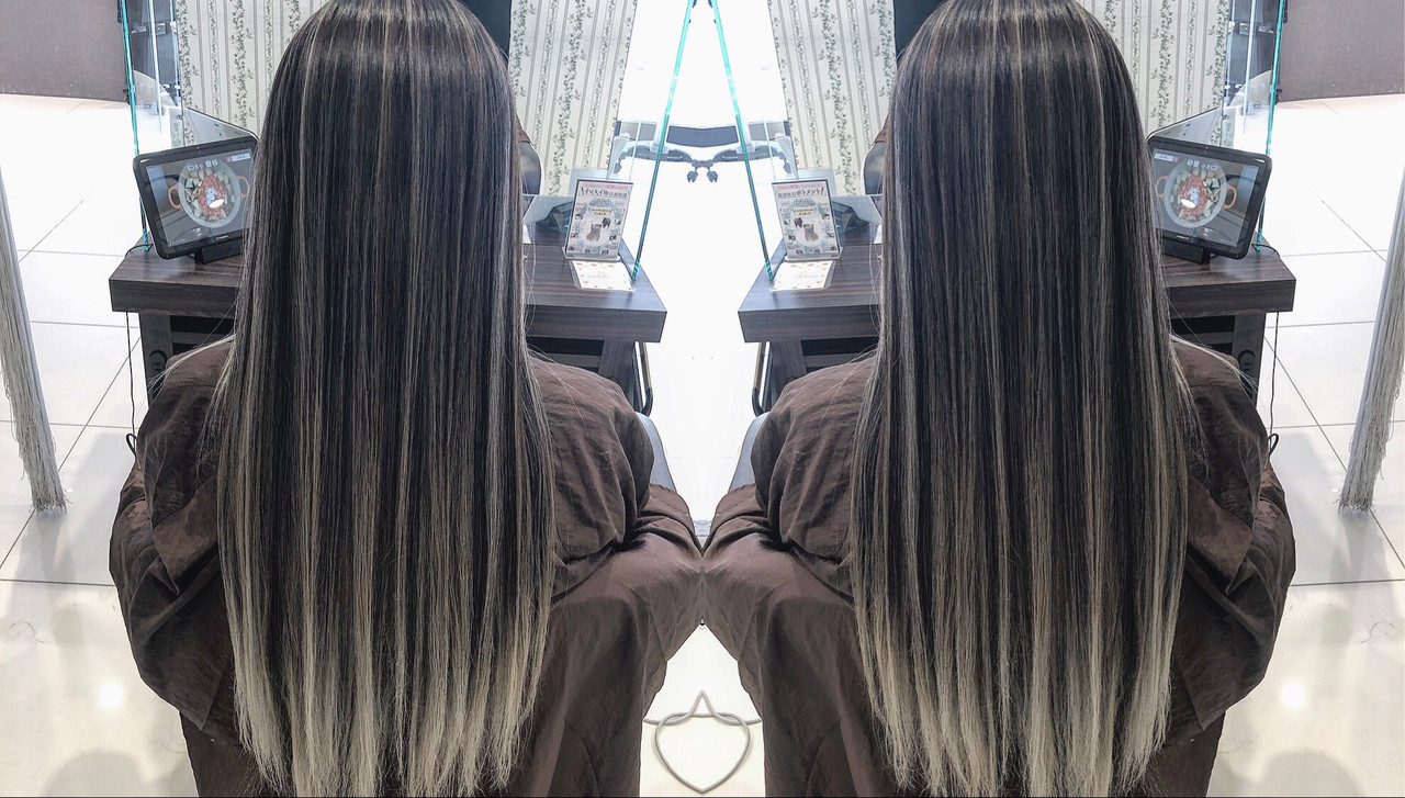 外国人風 デート 外国人風カラー モード ヘアスタイルや髪型の写真・画像