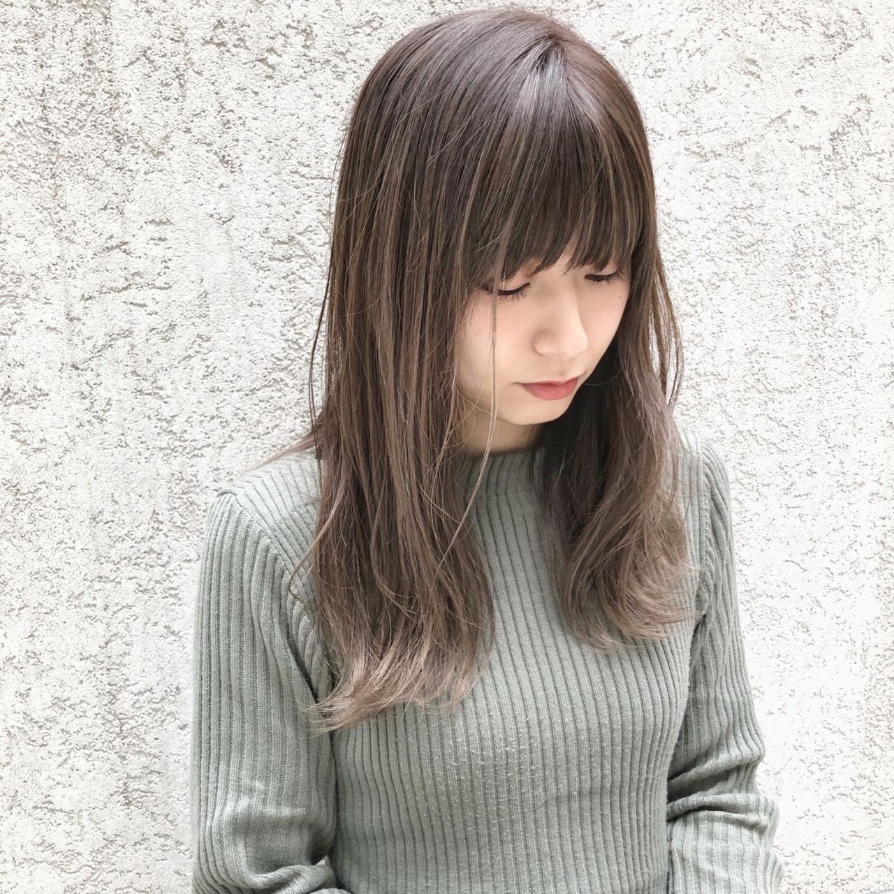 ウェーブ バレイヤージュ ストリート ロブ ヘアスタイルや髪型の写真・画像 | Ryota Yamamoto Daisy / Daisy