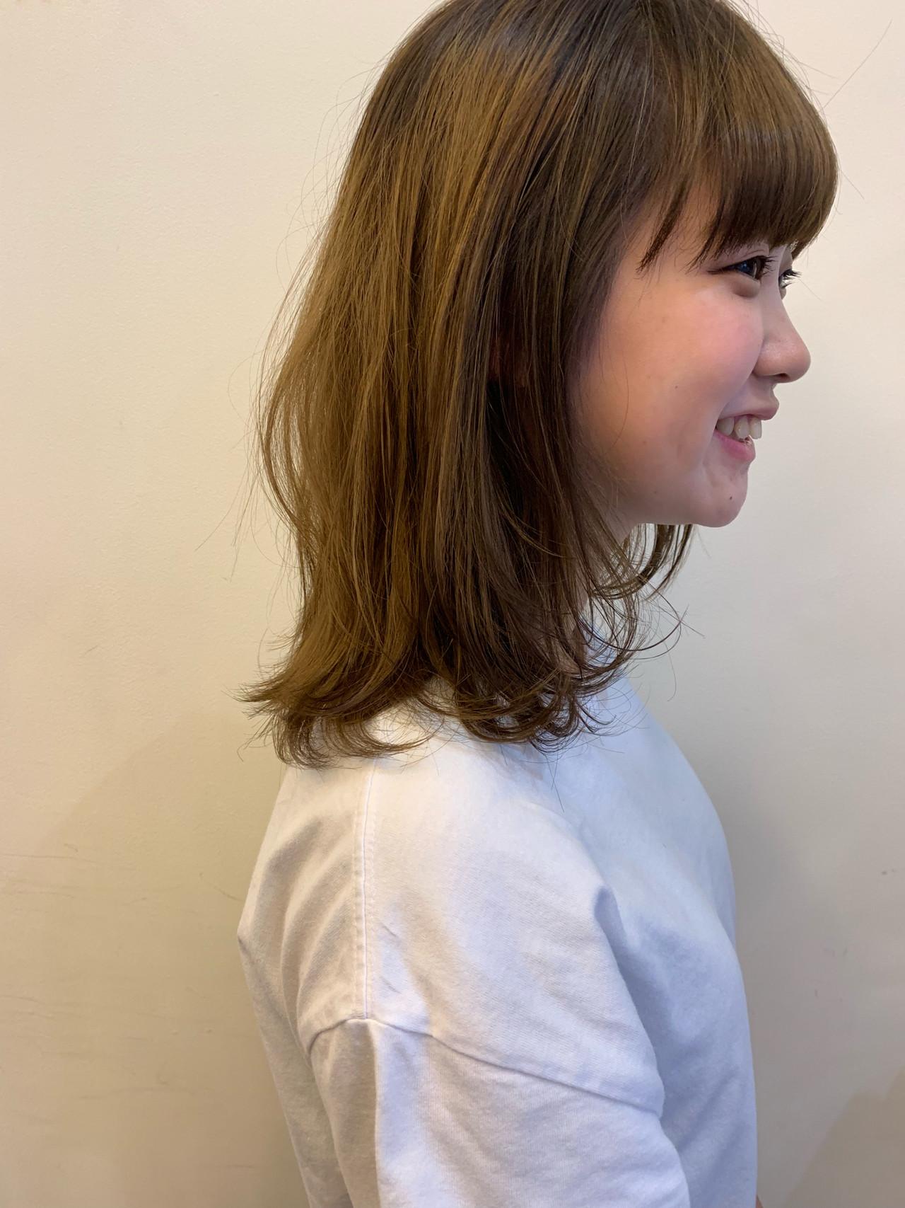 外国人風カラー スポーツ デート パーマ ヘアスタイルや髪型の写真・画像 | 飯島 直彬 / SEES HAIR
