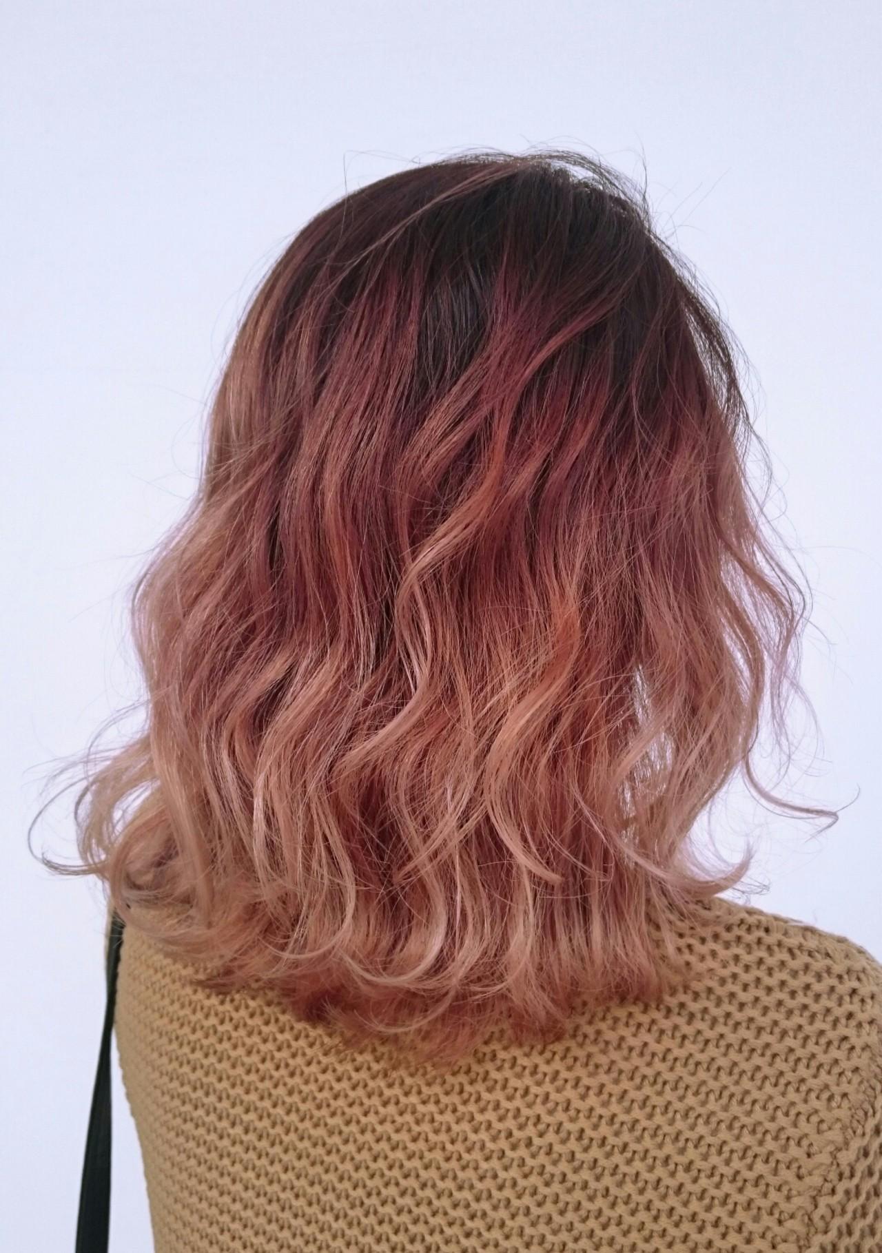 ほんのりピンクにきゅんとする。愛され「ラベンダーアッシュ」のヘアスタイルまとめ  白川 知博 KEYMAN