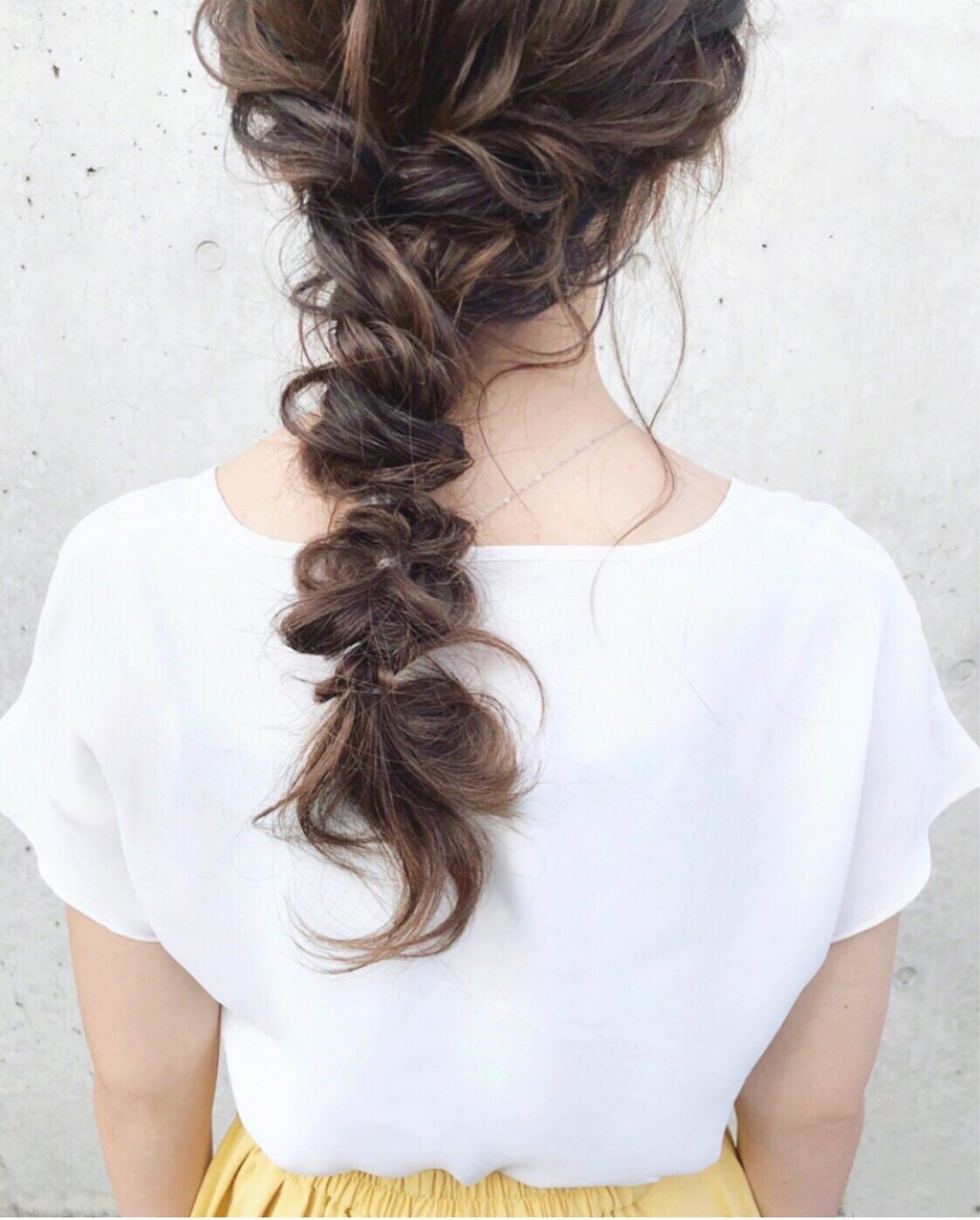 大人女子 抜け感 アンニュイ パーティ ヘアスタイルや髪型の写真・画像
