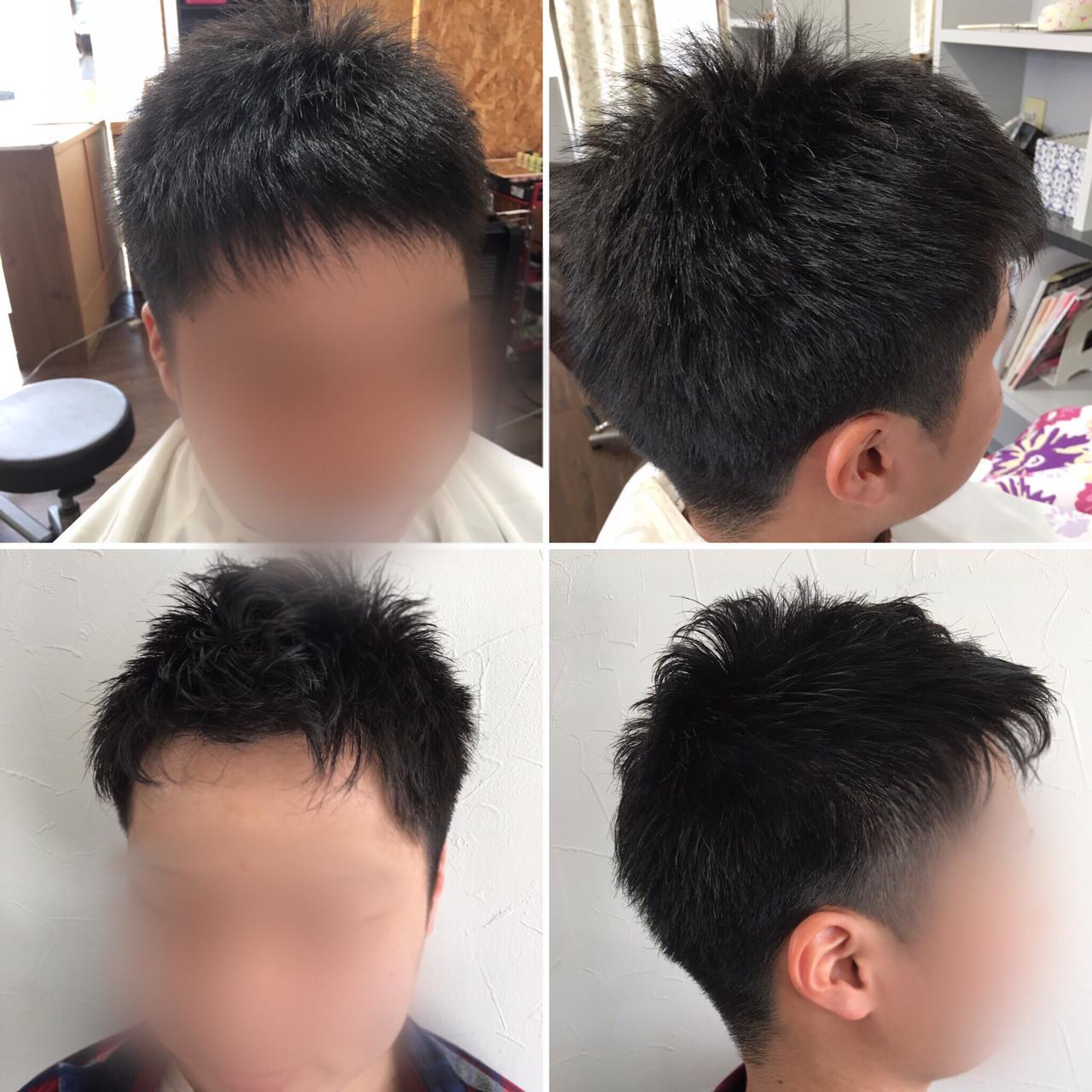 メンズヘア メンズスタイル メンズカジュアル ショート ヘアスタイルや髪型の写真・画像