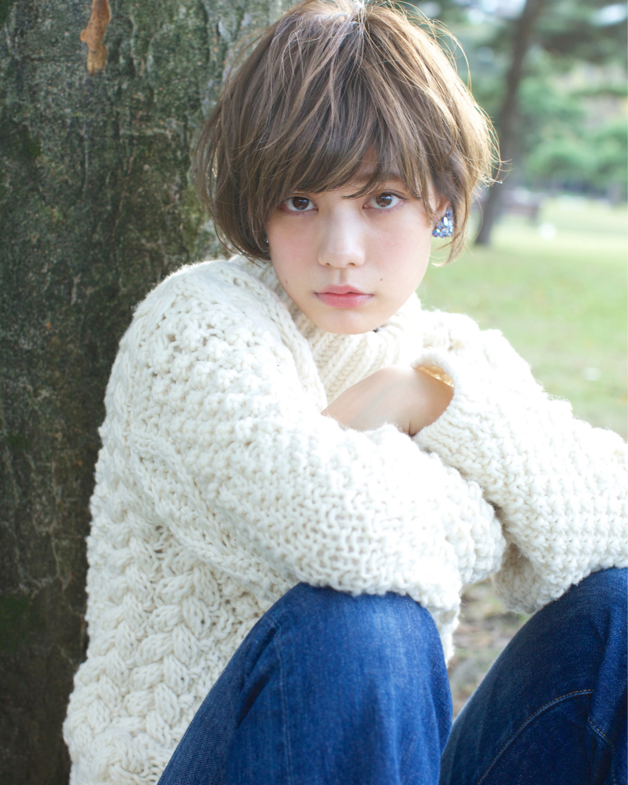 【ショートヘア画像集】こんな髪型にしたい♡真似したくなるヘアスタイル 佐脇 正徳 | LOAVE AOYAMA(ローヴ アオヤマ)