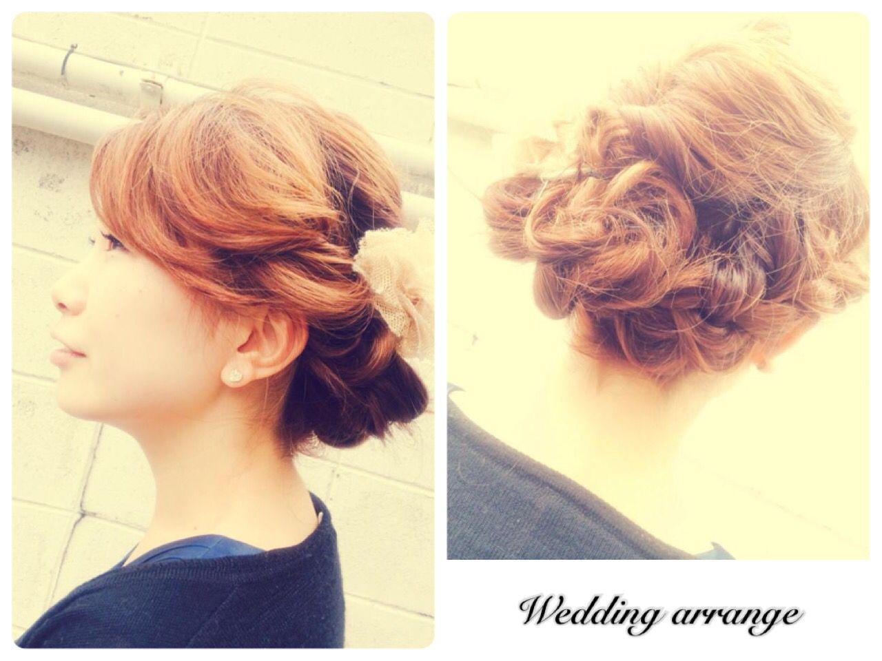 モテ髪 大人かわいい 愛され コンサバ ヘアスタイルや髪型の写真・画像 | Ryoma / add9