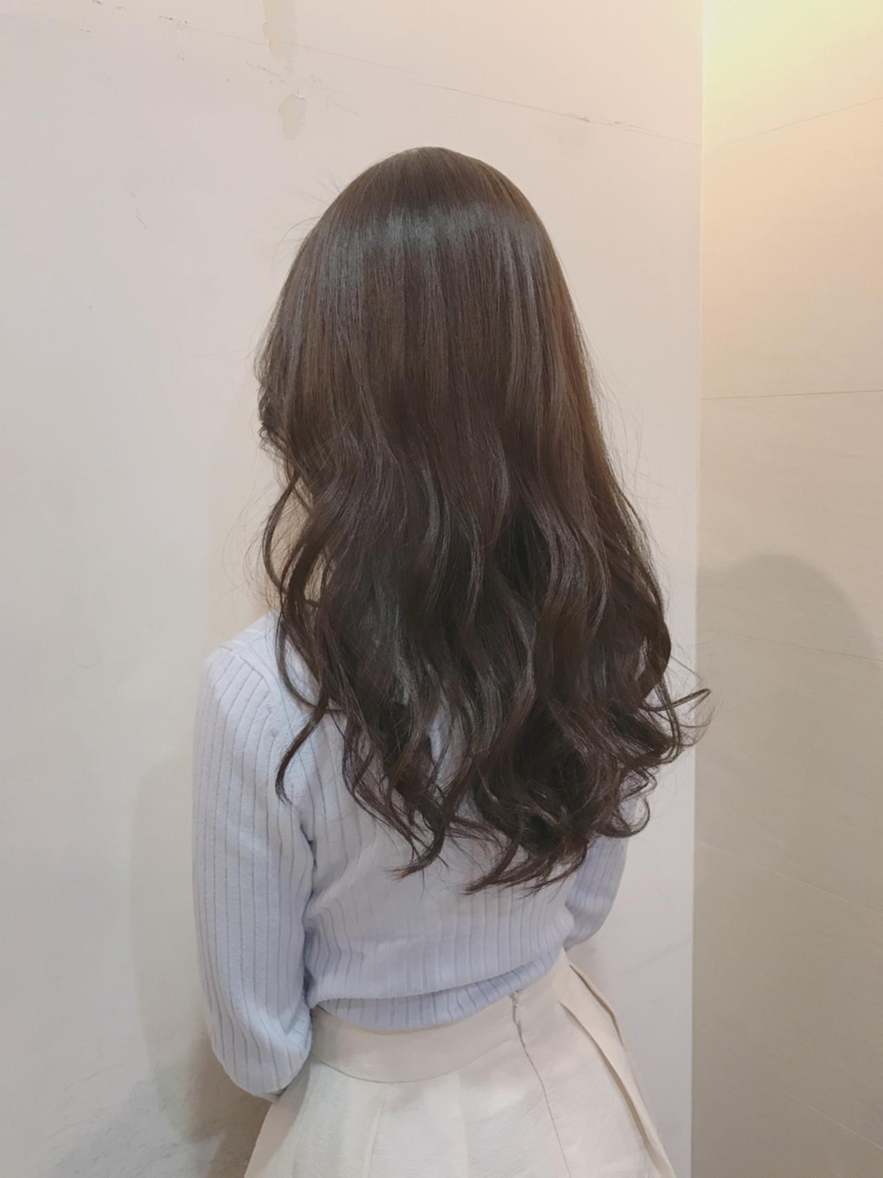 結婚式 上品 オフィス セミロング ヘアスタイルや髪型の写真・画像 | 熊沢恵斗 / baLon.