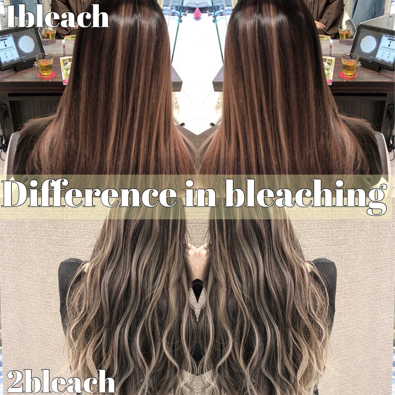 成人式 ストリート ロング 外国人風 ヘアスタイルや髪型の写真・画像 | アンドウ ユウ / agu hair edge