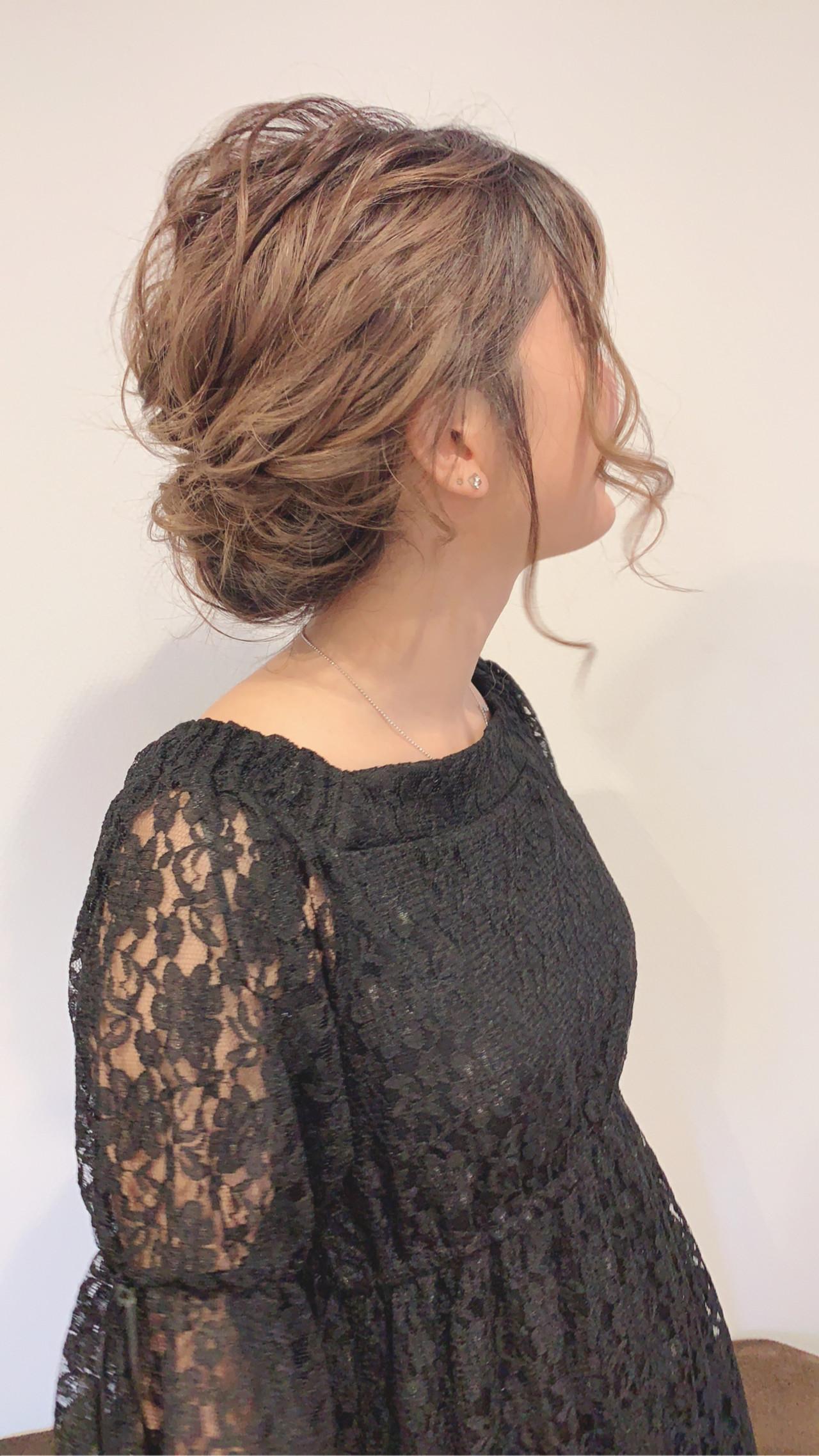 ミルクティー ミルクティーグレージュ フェミニン ボブ ヘアスタイルや髪型の写真・画像