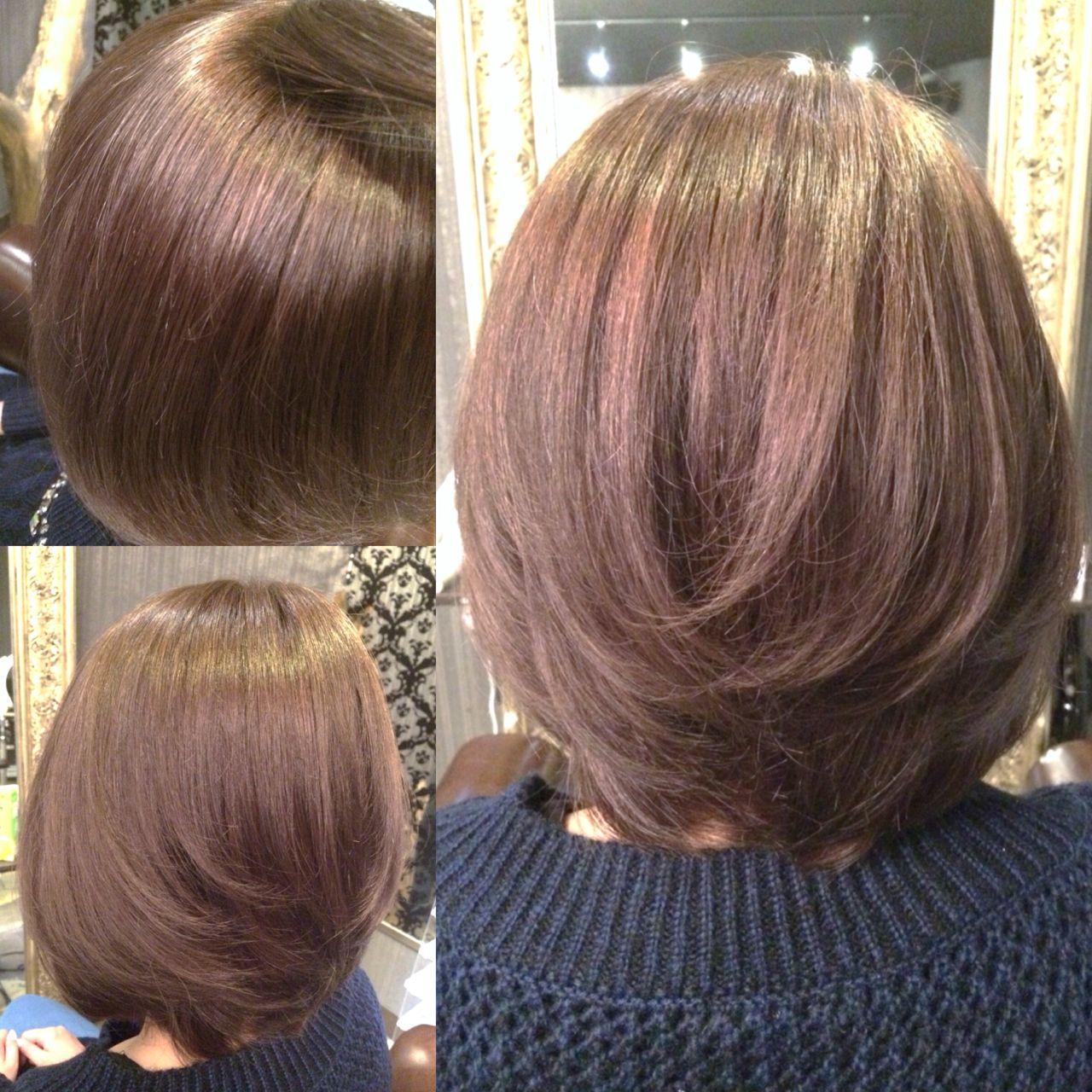 外国人風 暗髪 ロング 黒髪 ヘアスタイルや髪型の写真・画像