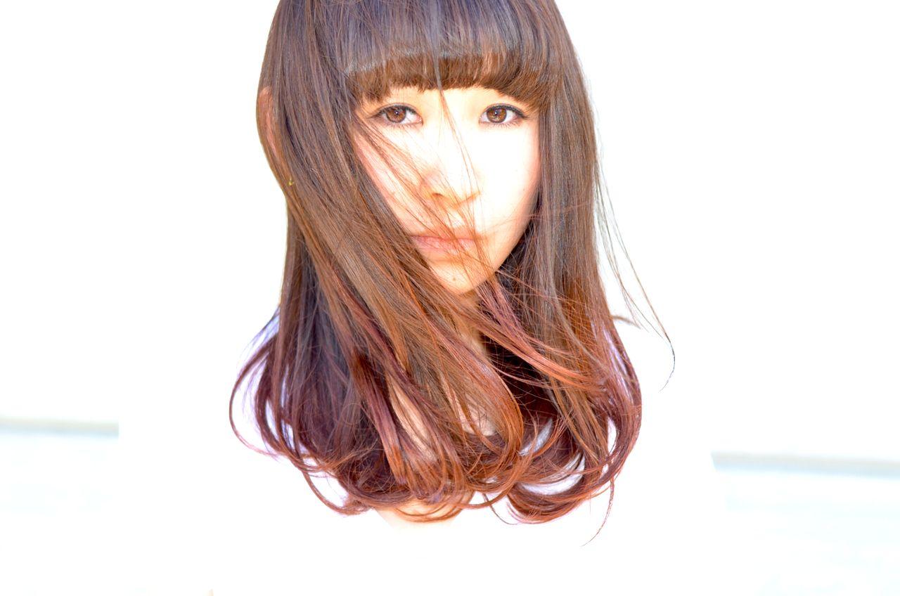 外国人風を手に入れる!ミディアム×グラデーションのヘアスタイルまとめ 東沢 翼/ shanti