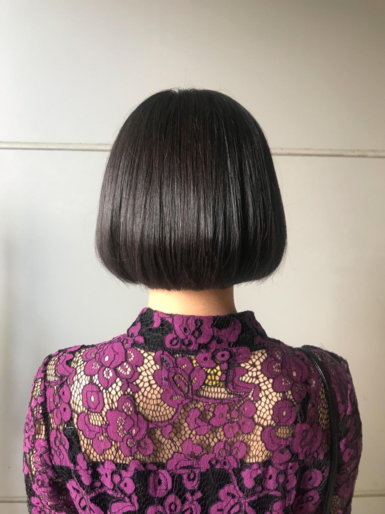 エフォートレス ヘアアレンジ モード フェミニン ヘアスタイルや髪型の写真・画像