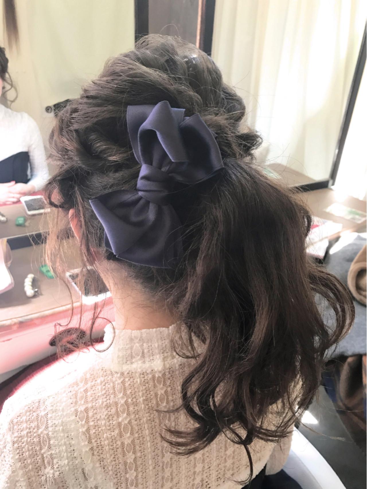 【ロングさん向け】髪が長いからこそ楽しむべき♪ヘアアレンジ12選 桝田 由佳