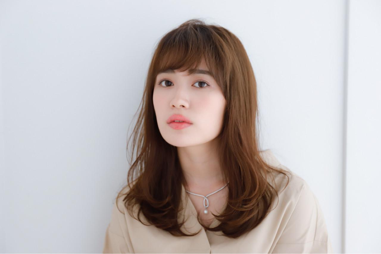 セミロング 結婚式 エレガント 上品 ヘアスタイルや髪型の写真・画像   熊沢恵斗 / baLon.