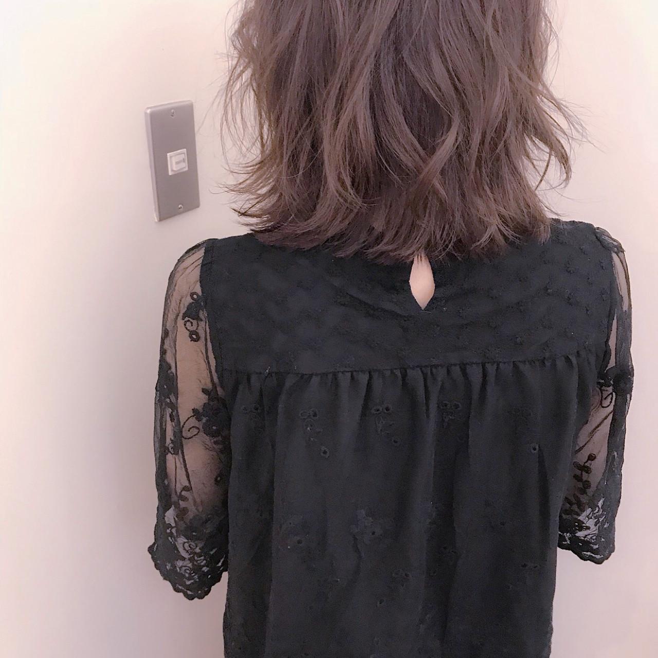 ゆるふわ アンニュイ パーティ 大人かわいい ヘアスタイルや髪型の写真・画像   yumiko/sapporoSKNOW / SKNOW