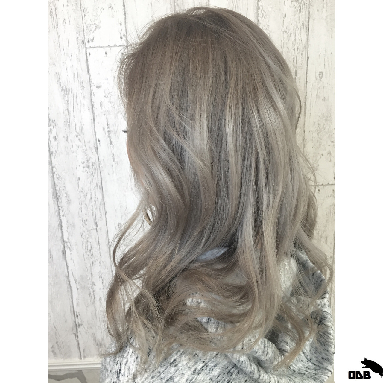 シルバー 外国人風 外国人風カラー ストリート ヘアスタイルや髪型の写真・画像 | 長谷川 ハセ / アンククロス新宿店