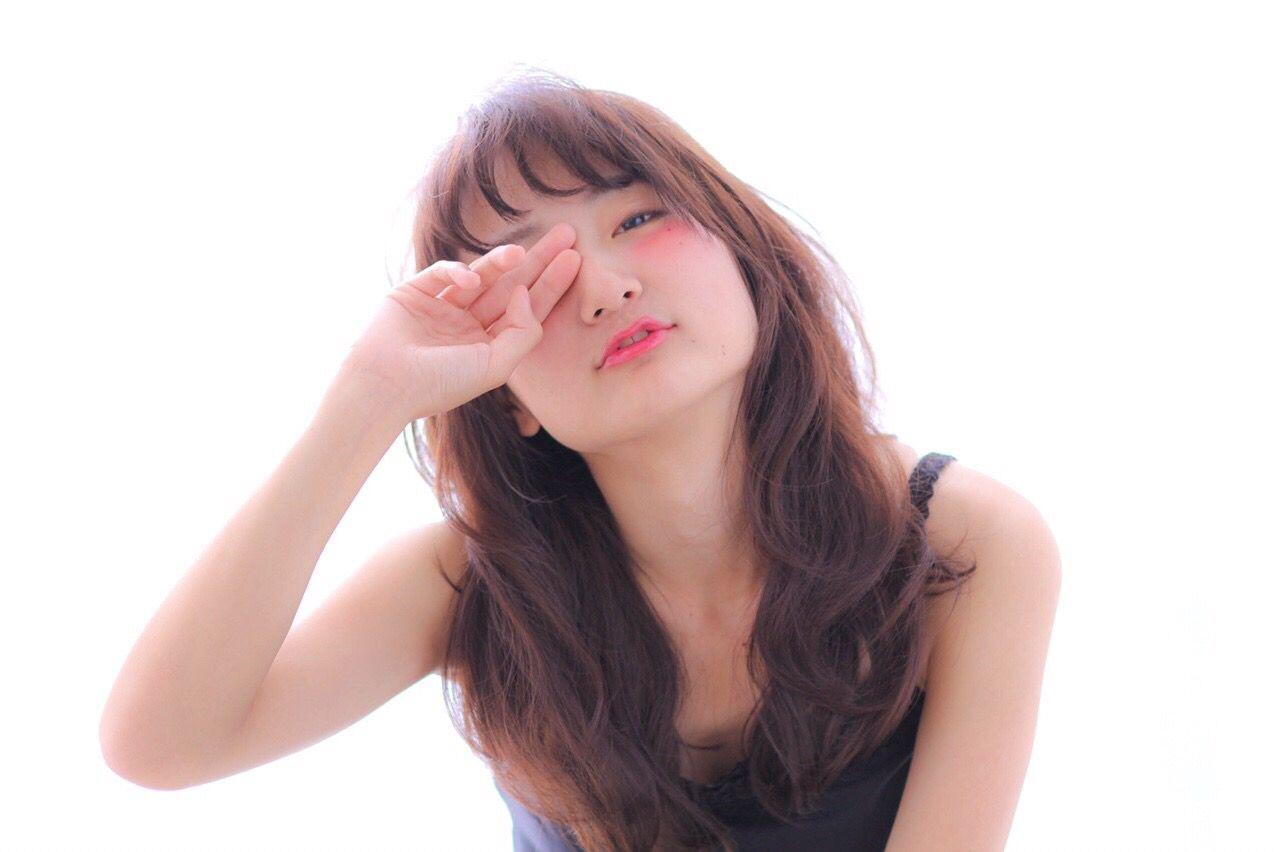 春 ストリート セミロング パンク ヘアスタイルや髪型の写真・画像 | 秋山 佳奈 /