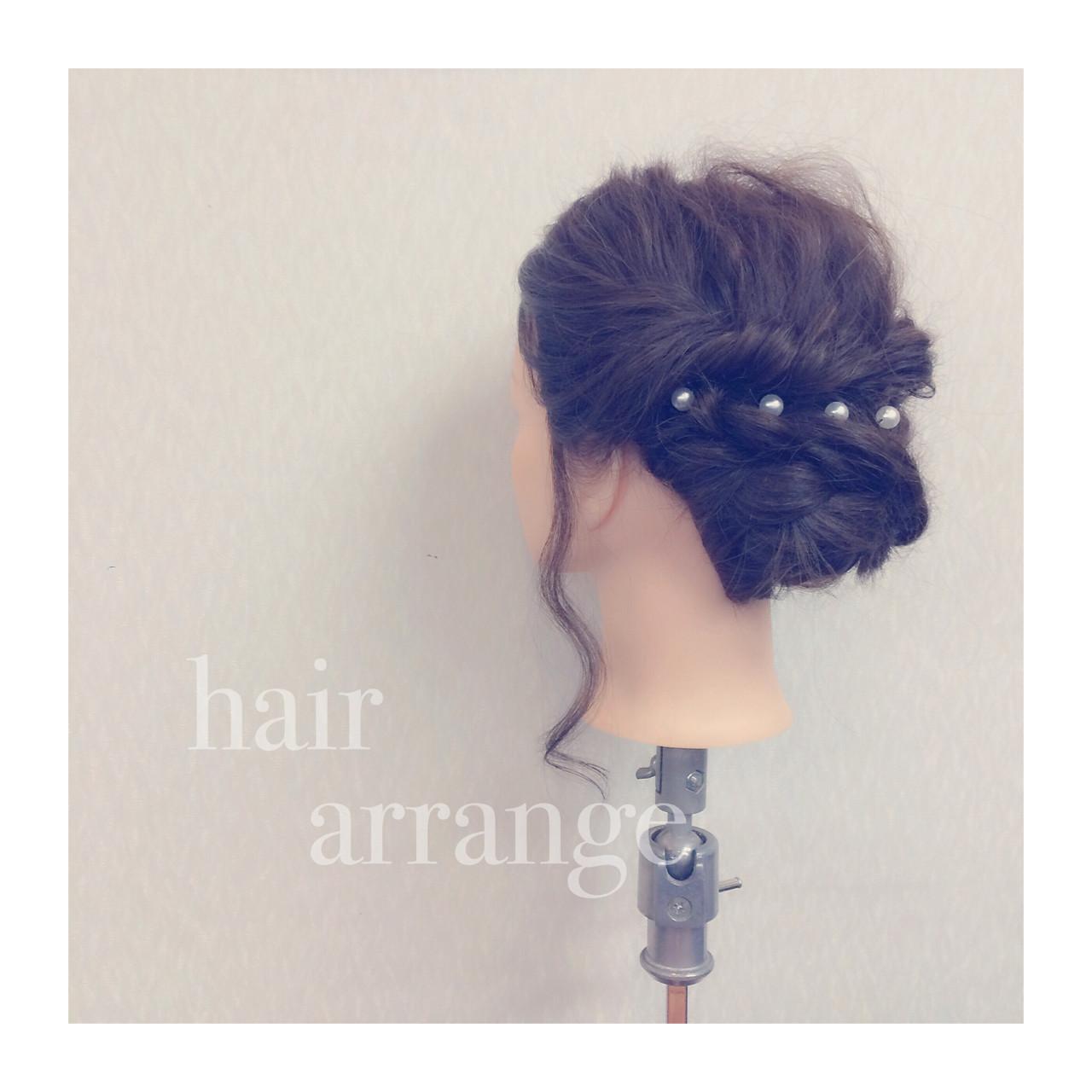 ゆるふわ 結婚式 二次会 ショート ヘアスタイルや髪型の写真・画像 | ヤマナカサトル / DIOR of Hair