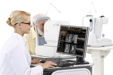 医療機器ニュース:最短約3秒の検査で網膜の血管形態を描出する画像処理技術