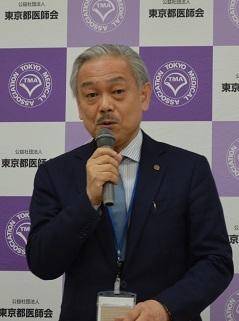 都の地域医療構想「柔軟で評価できる」- 都医師会・尾崎会長が見解