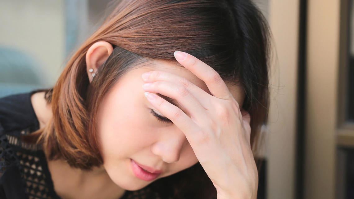 知ってました?梅雨に頭痛がひどくなる理由 | 病気もどき注意報!