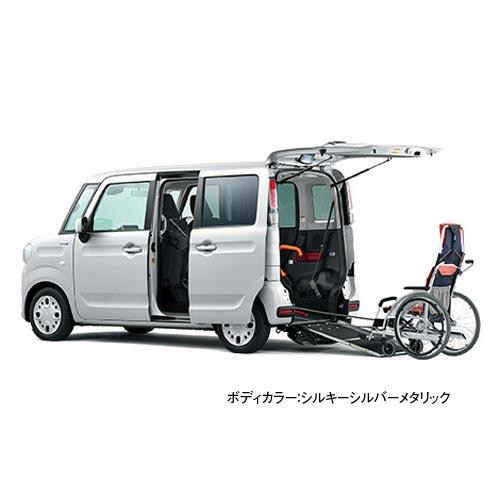 スペーシア HYBRID G 福祉車両 フレンドシップシリーズ 車いす移動車