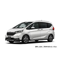 フリード HYBRID CROSSTAR Honda SENSING(6人乗り)