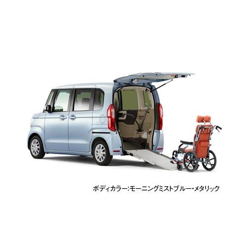 N BOX G・スロープ Honda SENSING 福祉車両 車いす移動車