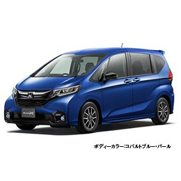 フリード Modulo X Honda SENSING (6人乗り)
