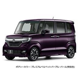 N-BOX Custom G・L ターボ Honda SENSING