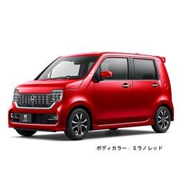 新型 N-WGN カスタム L Honda SENSING