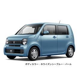 新型 N-WGN G Honda SENSING