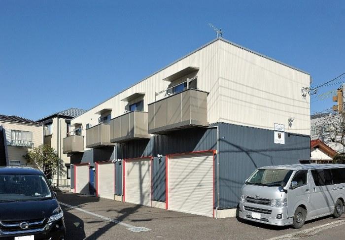 「賃貸ガレージハウス」経営オーナー事例|アパートよりも建築費用を抑えて成功1