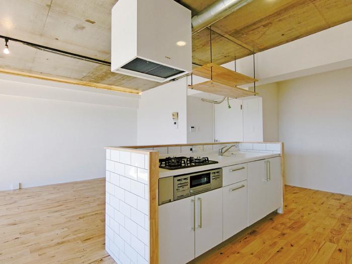 満室&家賃アップ!築古物件を特長ある高収入物件に再生2