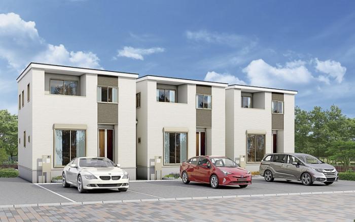 低価格・高品質な戸建て賃貸住宅『リーブルファイン』1