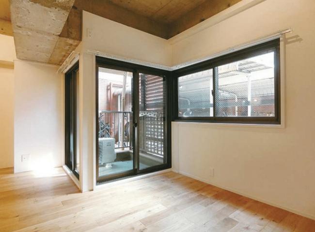 築古リノベーション+差別化で高めの家賃でも満室経営2