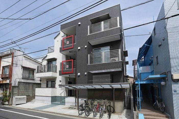 土地形状にとらわれない高性能賃貸ならアヴェントハウス1
