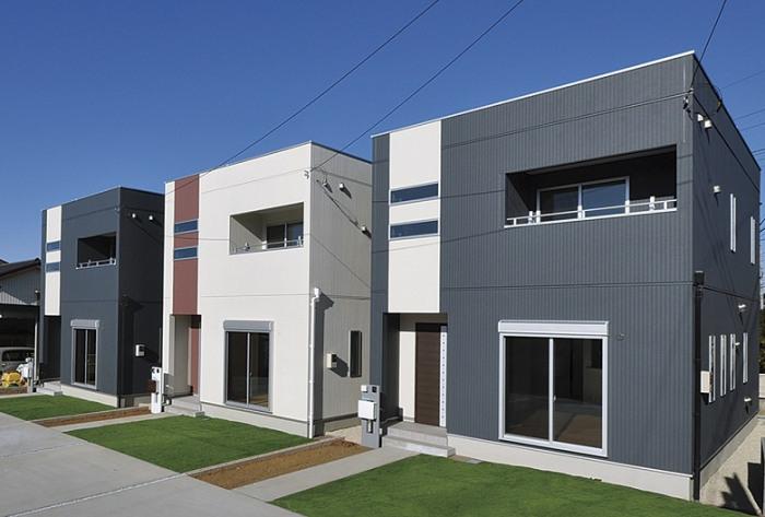 本物のレンガ造りアパートは築10年でも入居率98%2